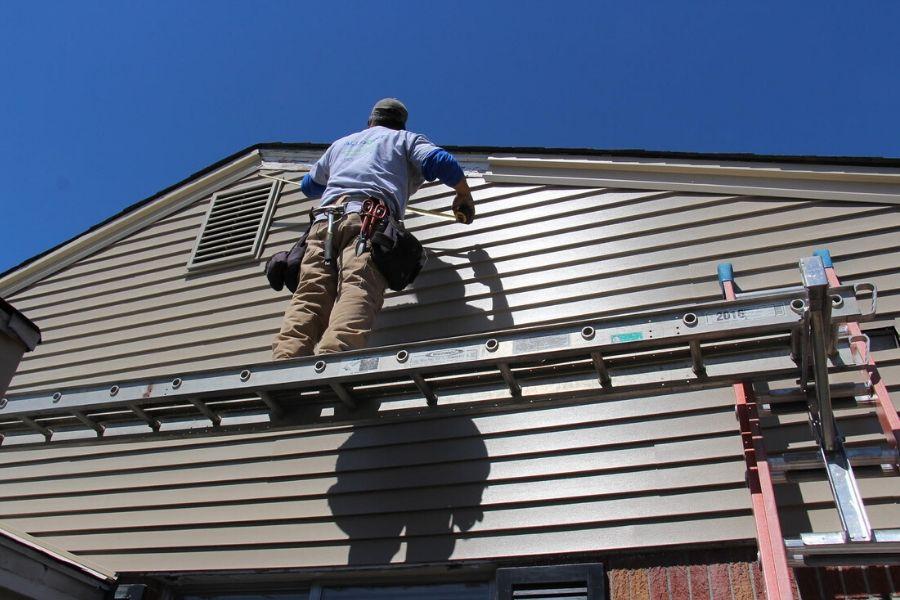 Plymouth MI Siding Installation