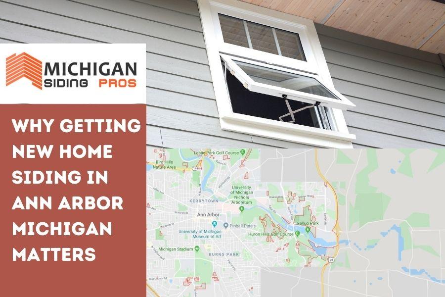 Siding Ann Arbor MI