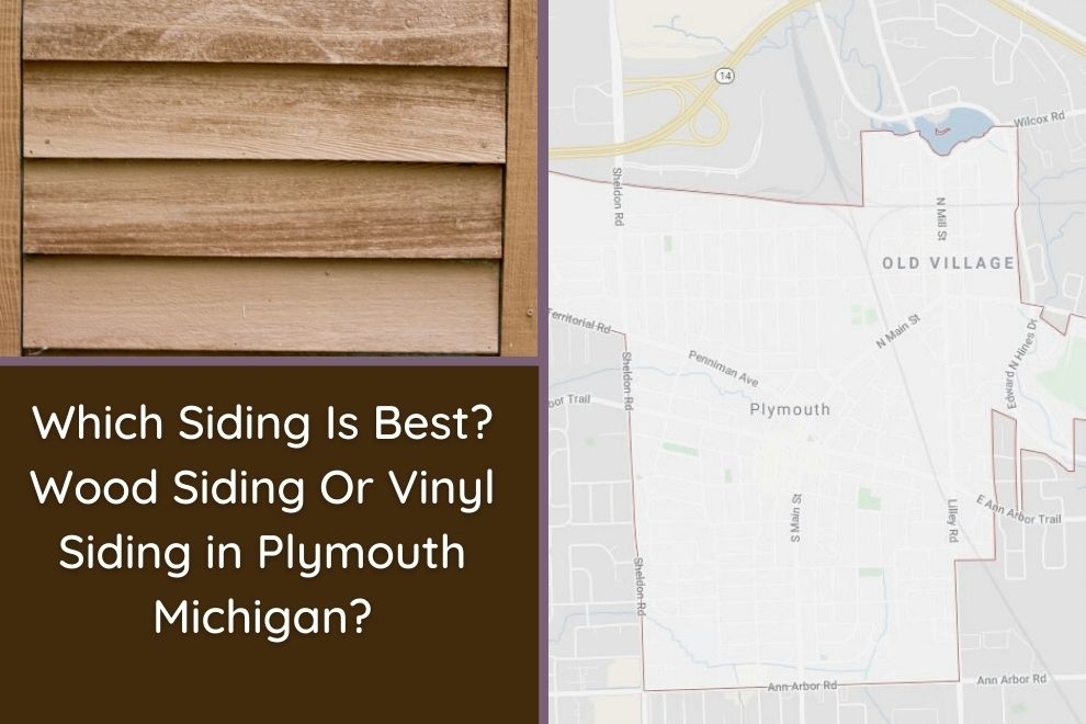 Plymouth MI Siding